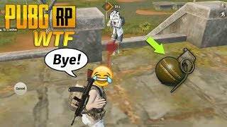PUBG Mobile PC WTF Funny Troll Moments © Have a Nice Day To Play With Bot ✓