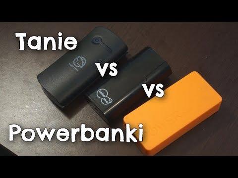 [Szambo technologiczne] Tanie powerbanki 5000mAh