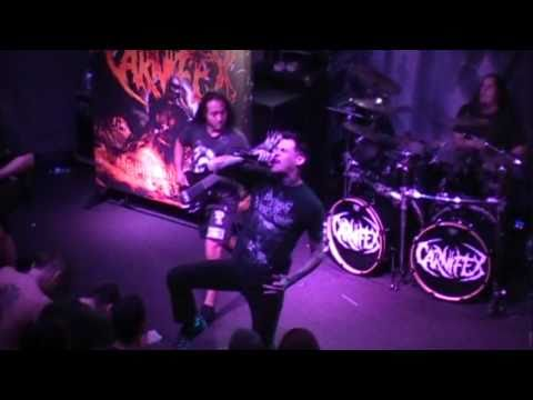 CARNIFEX - Entombed Monarch HD (OFFICIAL MUSIC VIDEO)