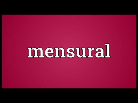 Header of mensural