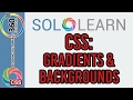 Gradients and Backgrounds: Learn CSS Fundamentals with SoloLearn