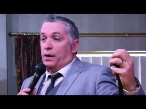 Simon Cain Showreel Comedy Vocalist