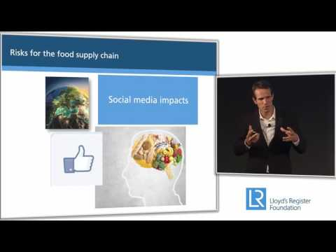 Building safety and resilience in the food sector | Vincent Doumeizel