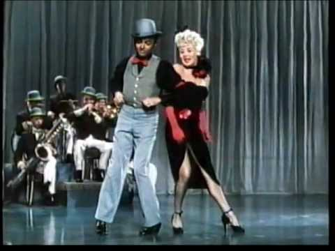 Betty Grable  sings  'My Honey Man' from the film 'Wabash Avenue'.wmv