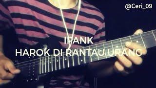 Ipank - Harok Di rantau Urang ( Guitar Cover )