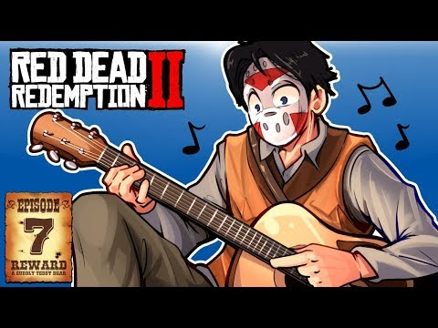 RESCUE MISSION & CAMP PARTY! - RED DEAD REDEMPTION 2 - Ep. 7!