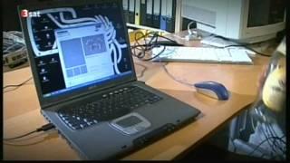 90 Der Kontaktlose Finger-abdruck-scanner für die Polizei der Digi-Dak.