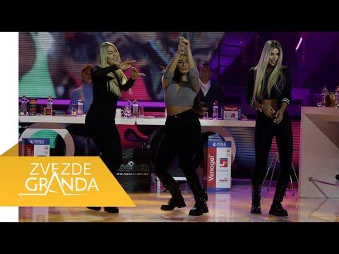 Hurricane - Caje sukarije - ZG Specijal 14 - (Tv Prva 20.12.2020.) - Zvezde Granda Specijal