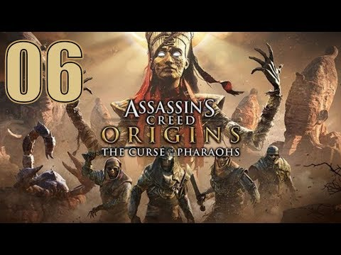 Assassin's Creed Origins - The Curse of the Pharaohs DLC - Let's Play Part 6: Exploration Time! thumbnail
