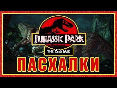 Jurassic Park прохождение (NES, Famicom, Dendy)