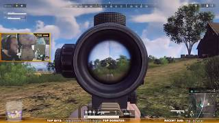 Ring Of Elysium My First DUO Win! Sniping Is SO FUN!