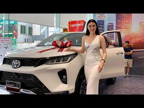 Đánh Giá Chi Tiết Xe FORTUNER 2021 LEGENDER - MÁY DẦU - SỐ TỰ ĐỘNG - 1 CẦU tại Toyota Tân Cảng