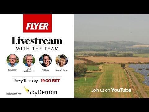 FLYER Livestream 9 September