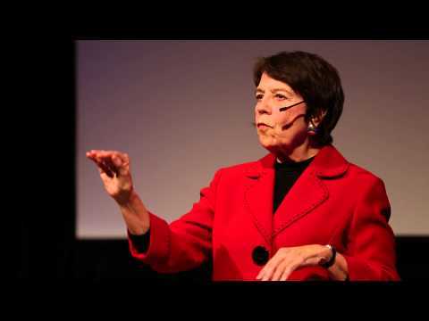 Cornerstones of wisdom: the four-fold way: Angeles Arrien at TEDxFiDiWomen
