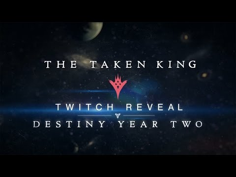 Bungie's teaser for Destiny: The Taken King shows off Year Two's big improvements