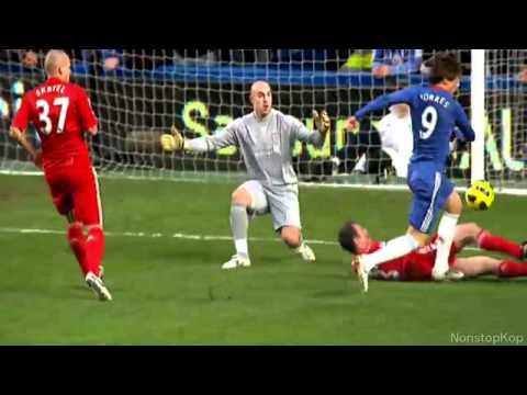 Analyzing: Carragher & Agger vs Chelsea