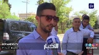 طلبة وذووهم يطالبون بإعلان وزارة التربية الليبية نتائج امتحاناتهم النهائية - (11-9-2018)