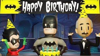 Happy Birthday Batman! | DC Kids