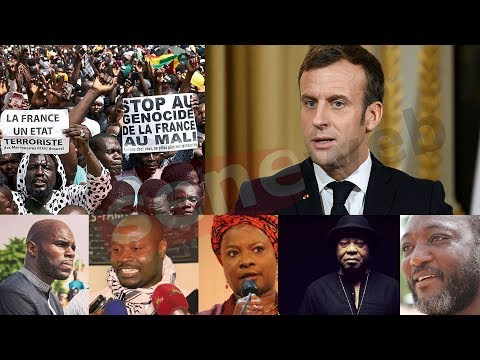 """Ton """"menaçant"""" contre les Présidents du G5: ces africains à l'origine de la colère de Macron..."""