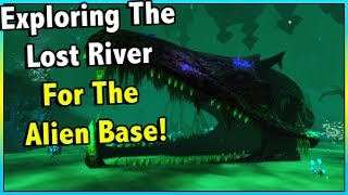 SEARCHING FOR THE ALIEN BASE HIDDEN IN THIS NIGHTMARE OF A PLACE!! SUBNAUTICA EP 13!