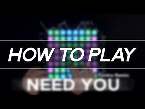 xKore - Need You (Centra Remix) // Launchpad Tutorial