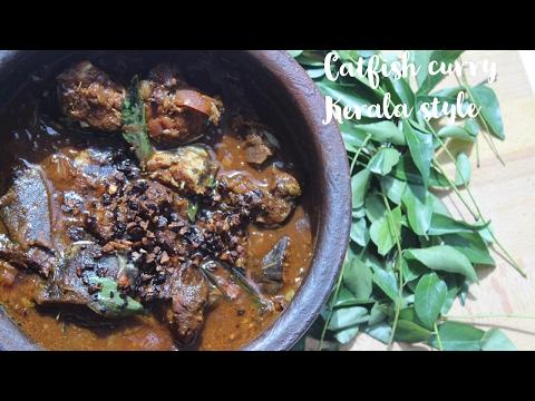Catfish Curry / Mushi Fish Curry In Kerala Style