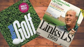 Before Tiger Woods, There Was MS Golf & Links LS 99