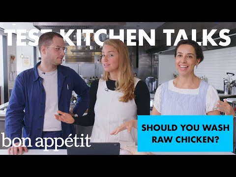 Professional Chefs Answer 13 Common Chicken Questions | Test Kitchen Talks | Bon Appétit