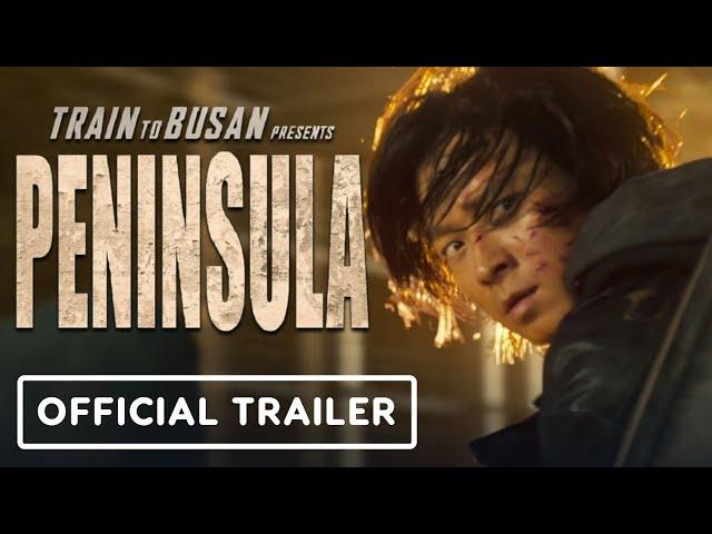 Train to Busan Presents: Peninsula - Official Trailer (2020)