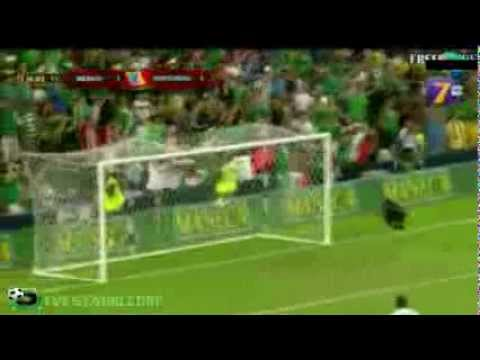 Mexico vs Honduras 2-1 Final del Preolimpico Tv Azteca HD Videos De Viajes