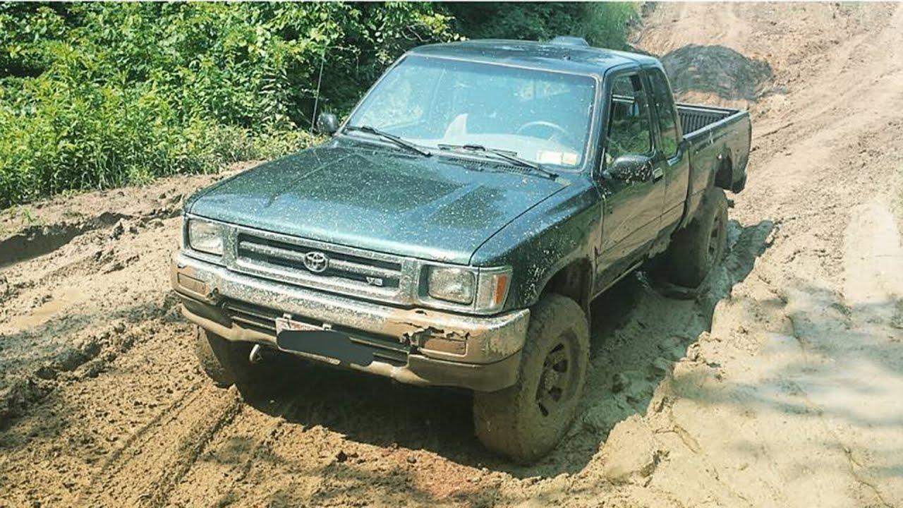 4x4 under $1000 Challange Toyota Pickup