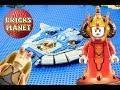 Gungan Sub 9499 LEGO Star Wars  - Stop motion review NEW