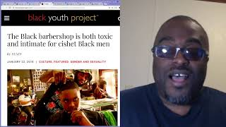 Blavity Blacks now are coming for the Barbershops