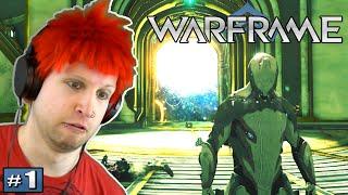 Scythe Plays Warframe ✪ SPACE NINJA! ● #01