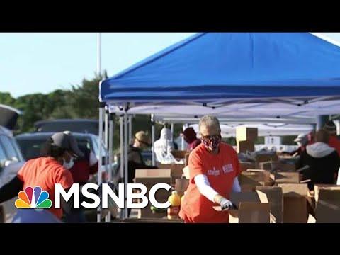 Global Hunger Crisis Intensified By Coronavirus Pandemic   MTP Daily   MSNBC