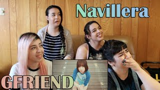 "GFRIEND - ""Navillera"" MV Reaction"