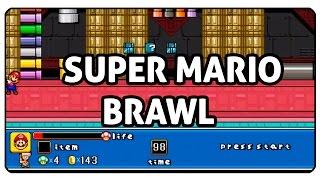 Super Mario Brawl !