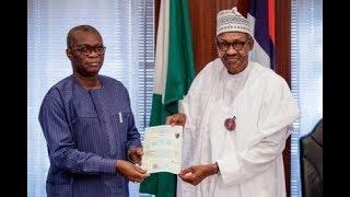 Atiku kicks, as Buhari tenders WAEC certificate before Tribunal