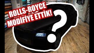 Rolls-Royce'a Tuning Garage Dokunuşu !