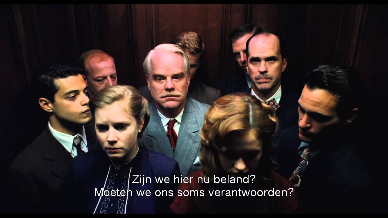 Download THE MASTER trailer (NL)