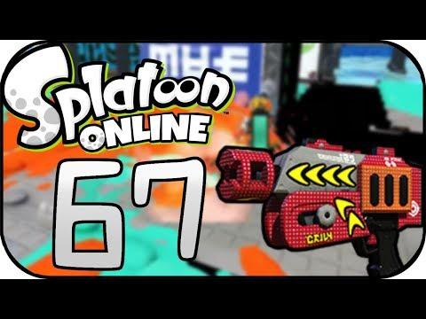 Let´s Play Splatoon Online Part 67: Fairness? Nein! :c [mit Community/Turbo-Blaster Plus Deko]