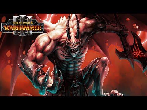 Daemon Princes of Chaos & Total War Warhammer 3 |
