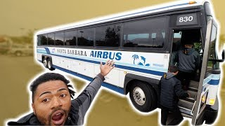 IT FINALLY HAPPENED! (WE GOT A CHARTER BUS) | VLOGMAS DAY 9 2018