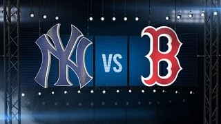 5/1/16: Vazquez's homer powers Sox to sweep of Yanks