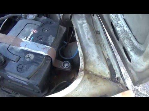 Кража аккумуляторов из автомобилей - YouTube