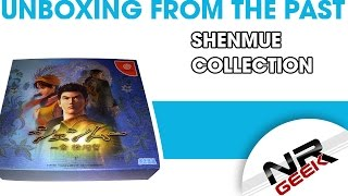 Shenmue Collection - Unboxing from the past