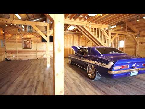 Sand Creek Post & Beam - California Garage and Party Barn