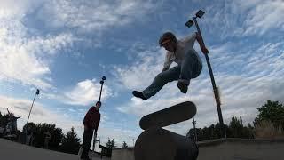Rodgers Family Skate Plaza- Apex, NC