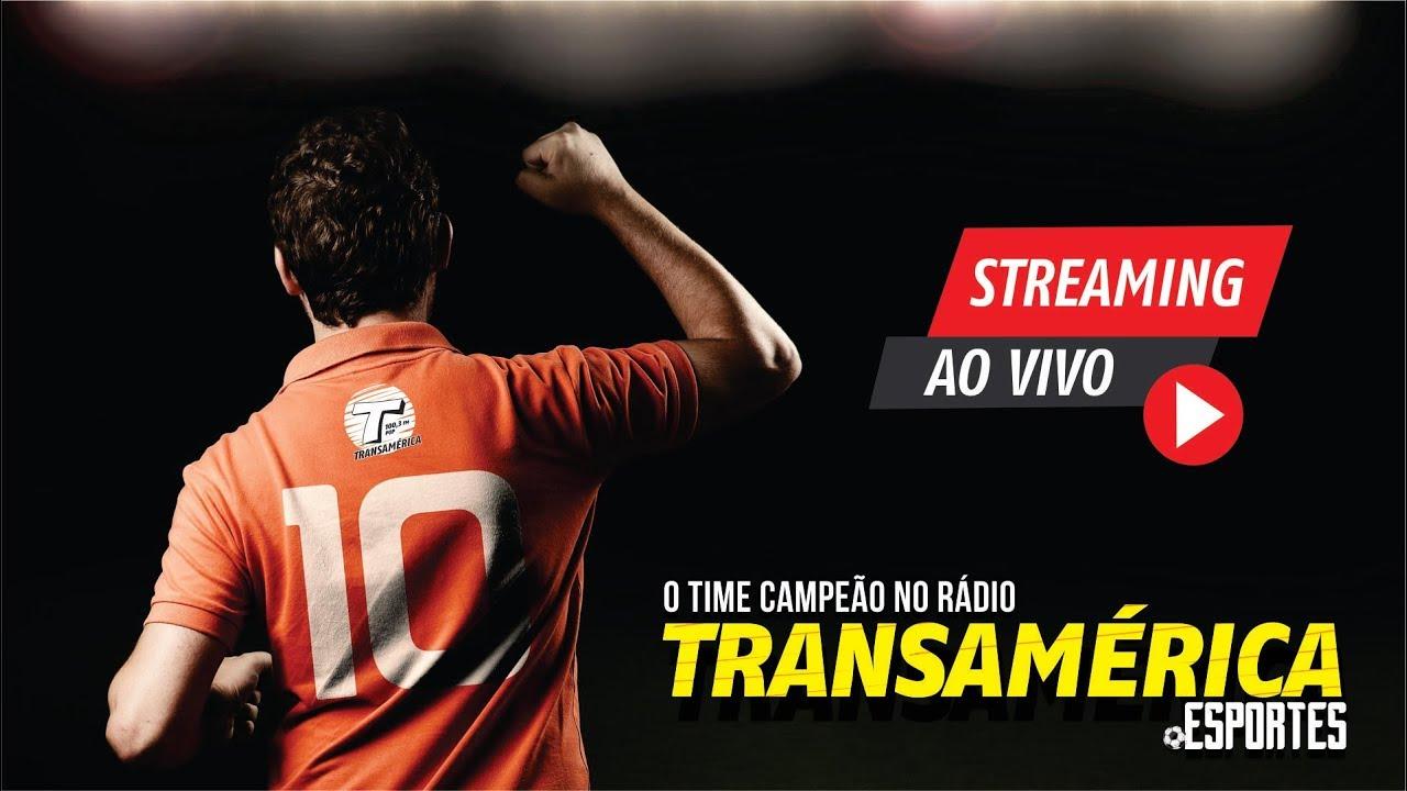 TRANSAMÉRICA ESPORTES CURITIBA AO VIVO 10/08/2020