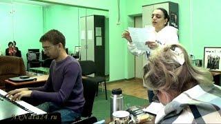 Урок вокала. Просканированная Джульетта. Соединение регистров. La Vielle Barque ч.4-я